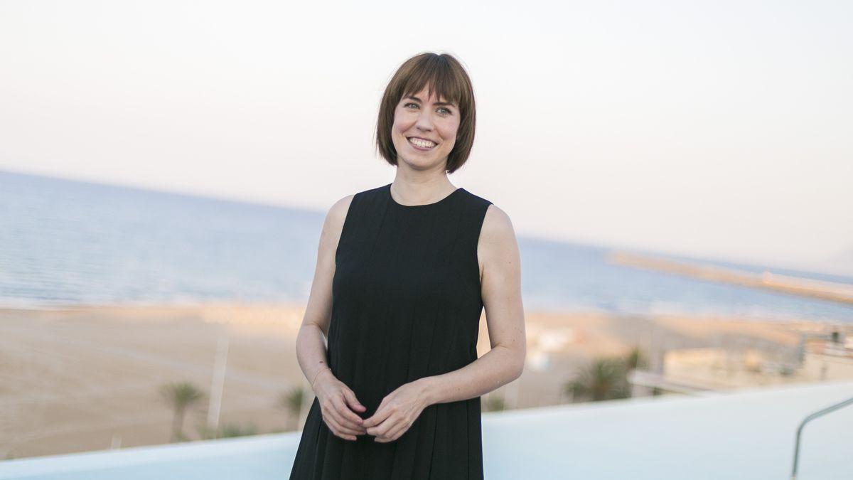 La ministra de Ciencia e Innovación, Diana Morant. ÀLEX OLTRA