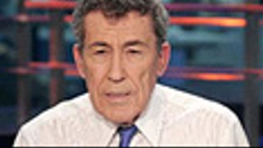 Sánchez Dragó da plantón a 'El Gran Debate' un minuto antes de su turno en plató