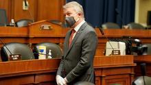 ichard Bright durante su comparecencia de este jueves en el Congreso.