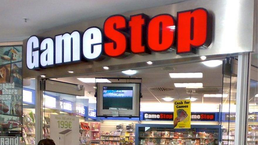 GameStop Cierra