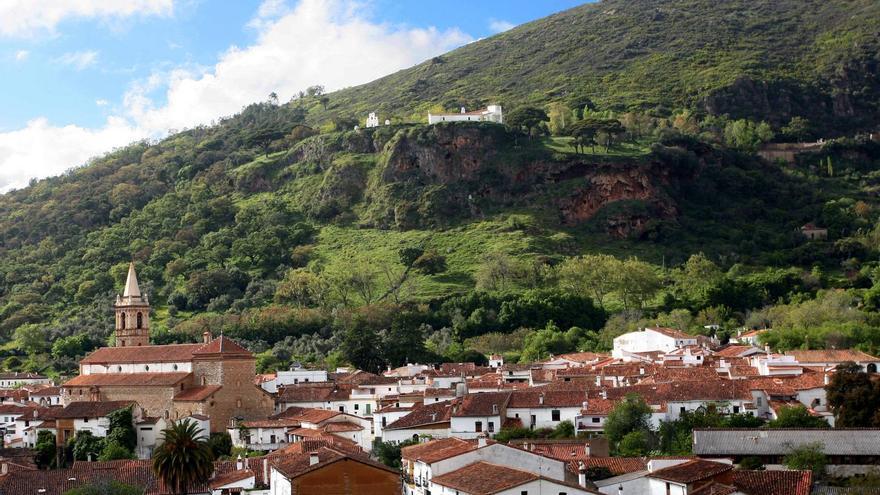 Alajar, Sierra de Aracena y Picos de Aroche.
