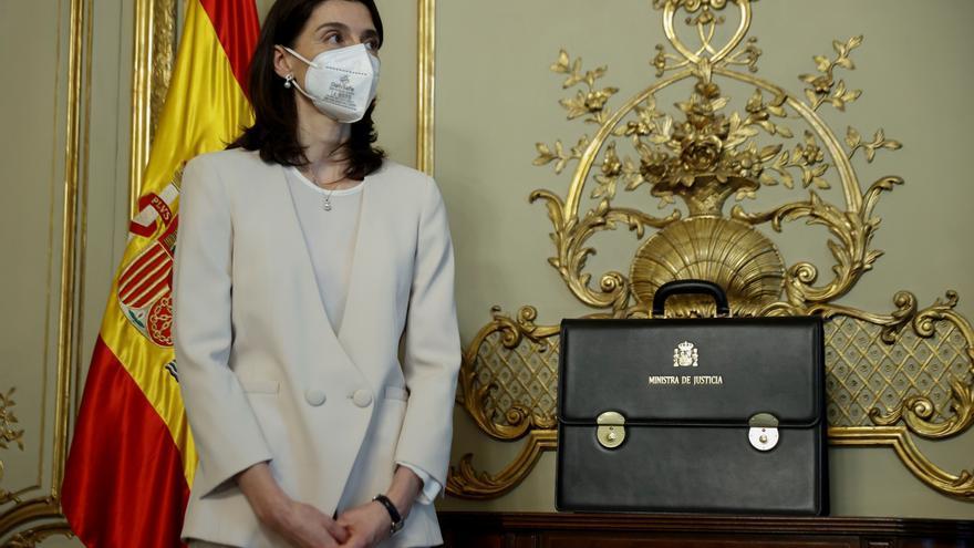 Pilar Llop y un diputado del PP renuncian a su escaño en la Asamblea