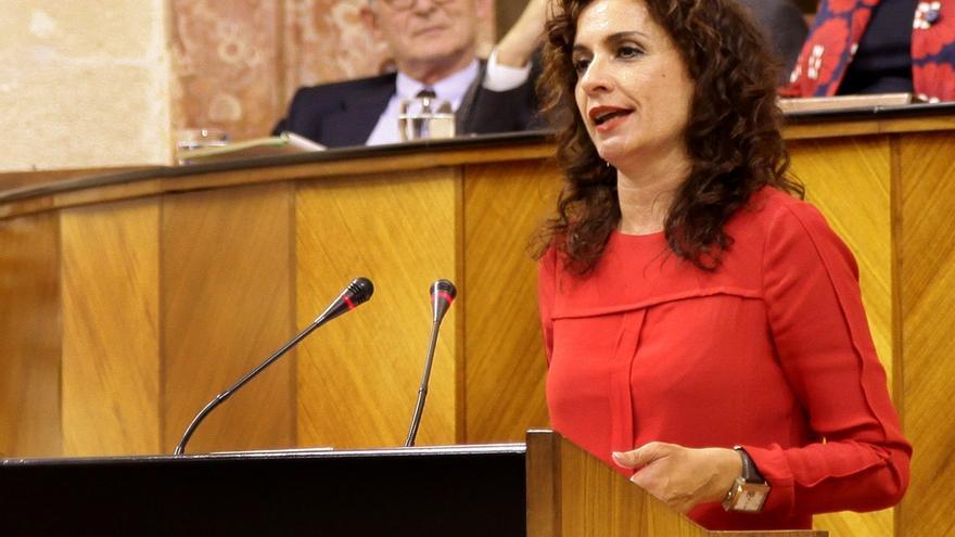 """Junta reclama el apoyo """"unánime"""" del Parlamento al Presupuesto de 2015 y trabajar conjuntamente por la recuperación"""