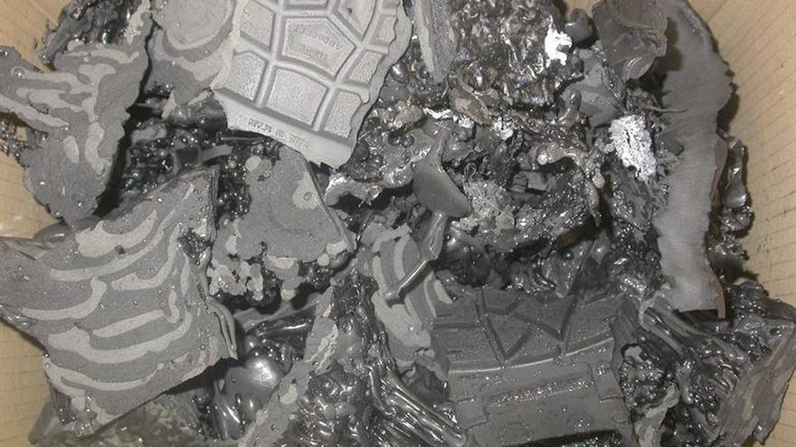 Un estudio confirma la viabilidad del plástico reciclado en suelas de calzado