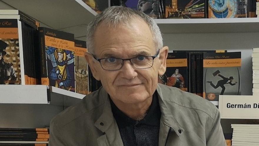 El escritor molinense Francisco Javier Illán Vivas