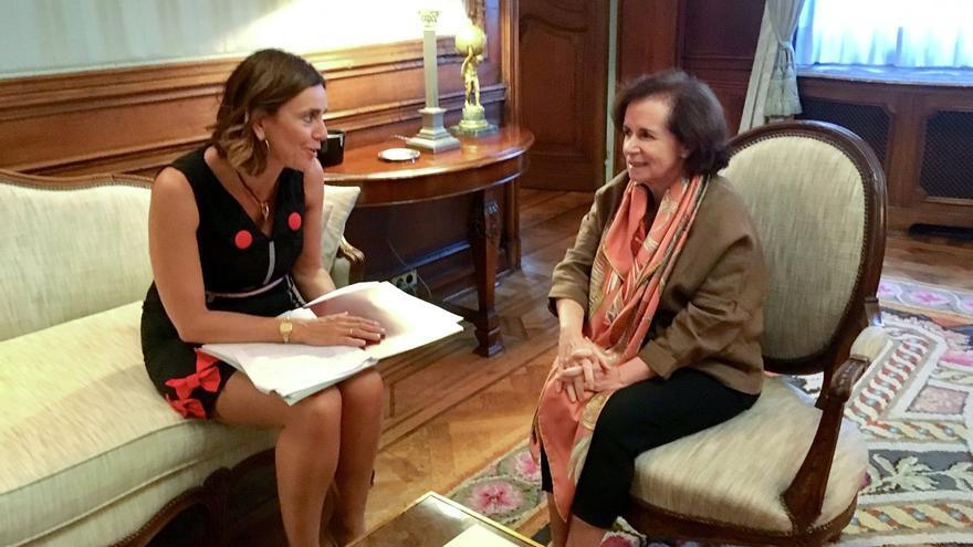 Cantabria colaborará con la Embajada en Bélgica para impulsar la Marca España