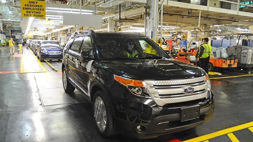Las ventas de Ford en Europa aumentaron un 7,5 % en el primer semestre