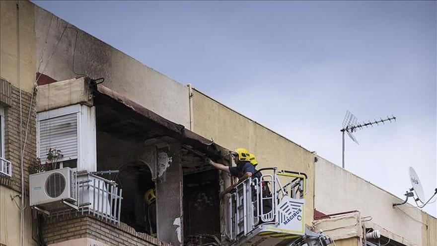 Muere una persona en un incendio de una vivienda en Málaga