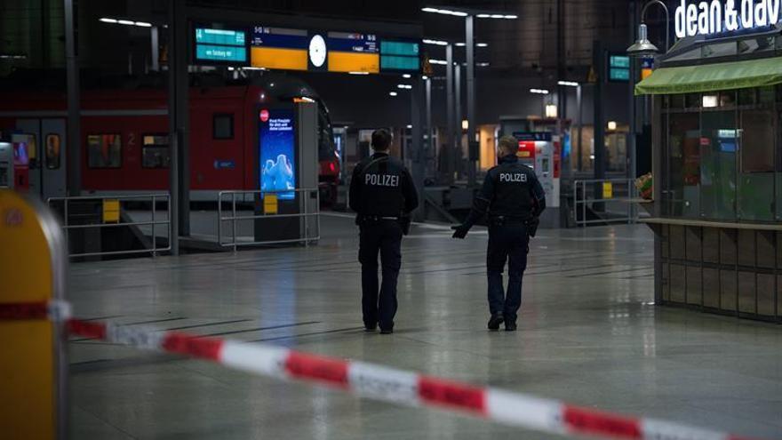 Detenido tras acuchillar a 4 personas en un posible ataque islamista en Alemania