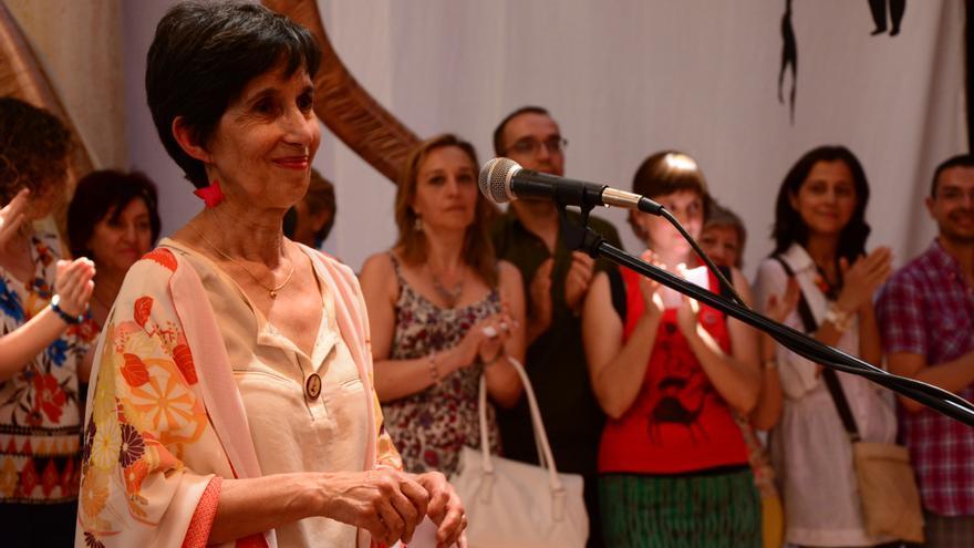 Blanca Calvo / Foto: amigosdelmoderno.org