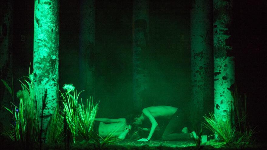 Escena de 'Future loves' en el Teatro Central