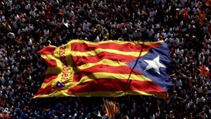 Los partidos anti-independentistas rechazan el plan compensatorio de TV3 por la Diada