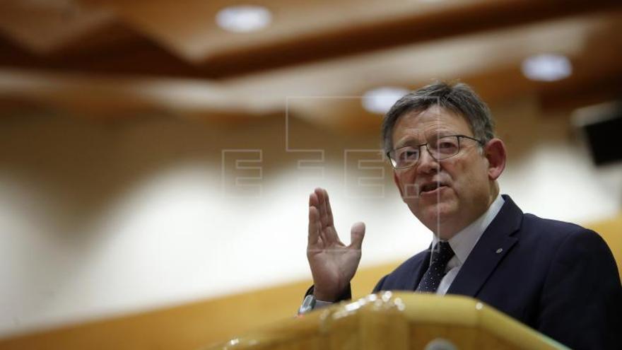 """Puig pide """"valentía"""" para hacer la reforma constitucional pese a los riesgos"""