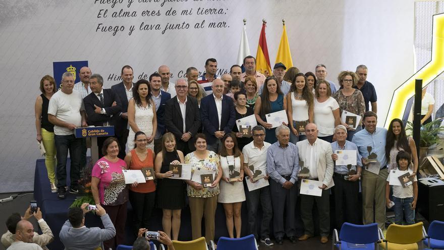 Premios a los mejores quesos y vinos de Gran Canaria