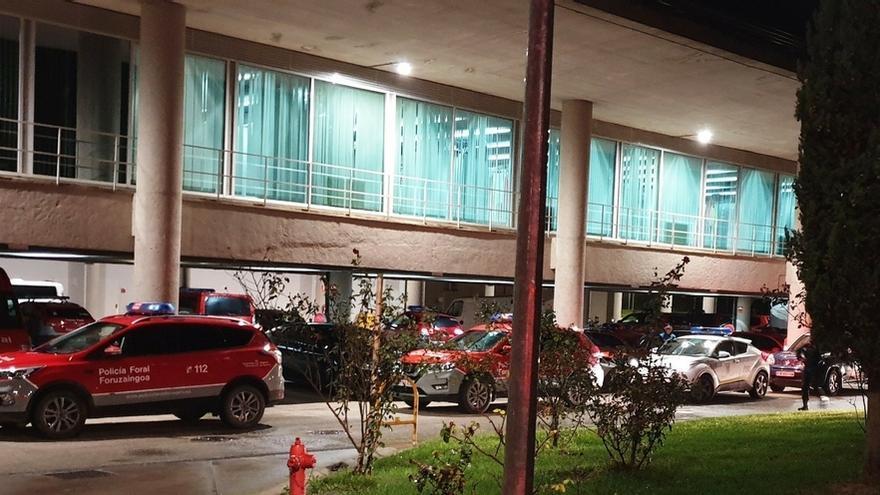 Siete detenidos y más de 120 identificados en una operación policial en una discoteca de Tudela