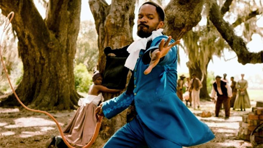 Tarantino quiere convertir 'Django Desencadenado' en una miniserie