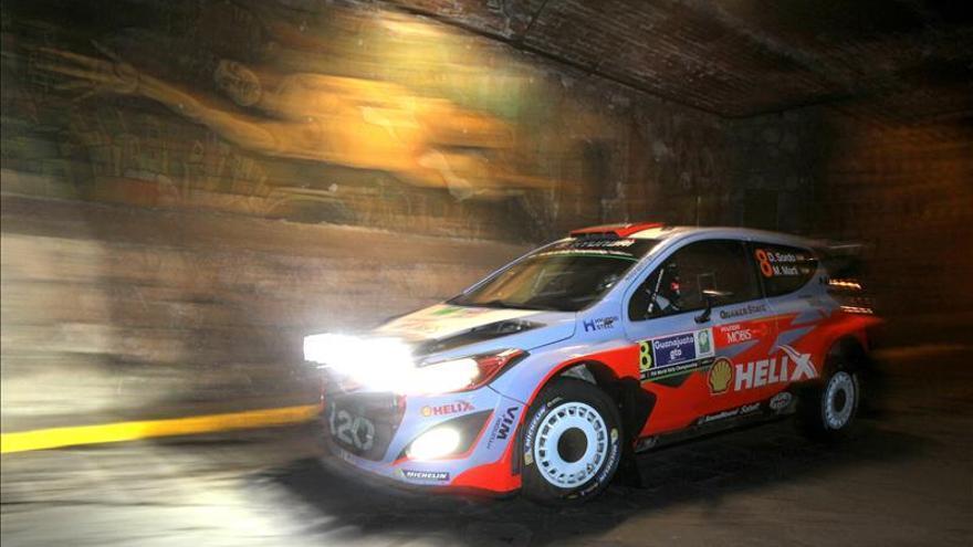 Nueva generación Hyundai i20 WRC ya ha completado 8.000 kilómetros de pruebas