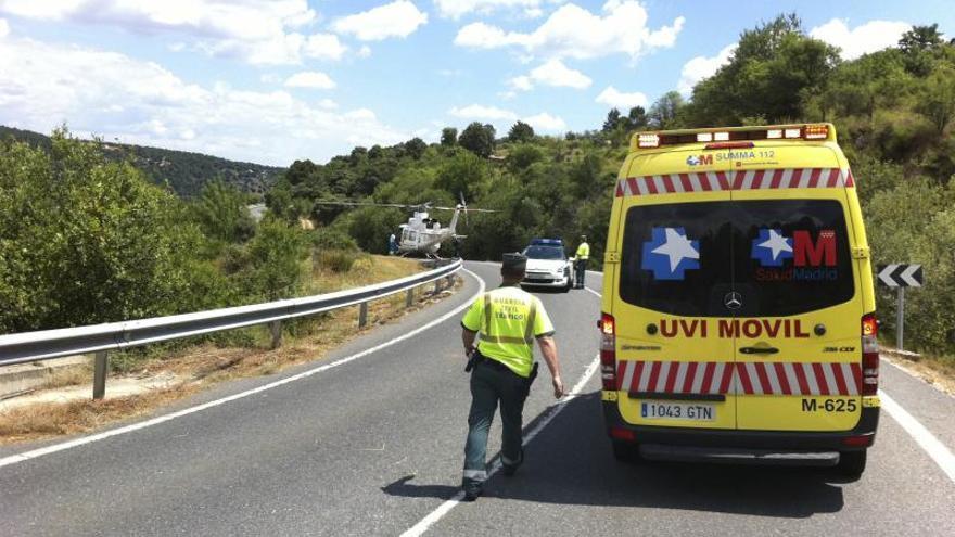 Muere un hombre atropellado cuando hacía footing en Alcorcón (Madrid)