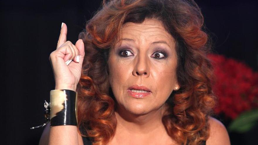 La cubana Albita vuelve a Madrid después de una década para recordar su son