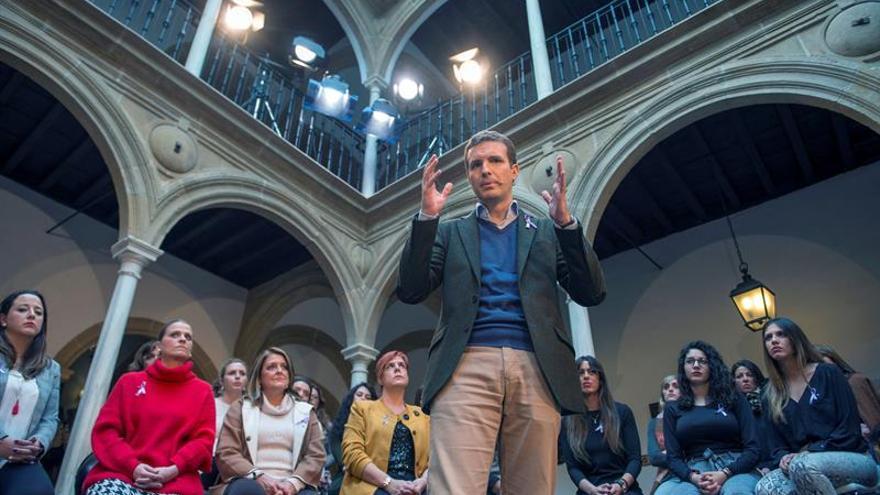 """Casado seguirá pidiendo un Gibraltar español pese al """"fracaso"""" de Sánchez con el """"brexit"""""""