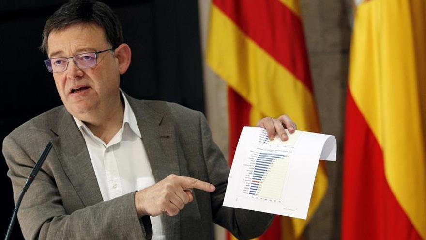 Puig: las inversiones de los PGE son muy insuficientes para la  C.Valenciana
