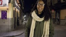 Amanda Hawthorne, creadora del primer Bechdel Film Club de Madrid.