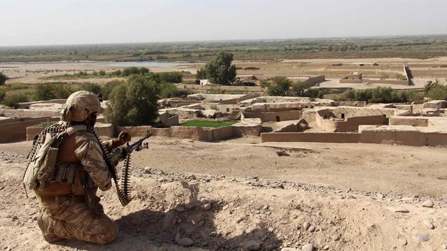 Las Fuerzas Afganas acaban con meses de asedio talibán a la capital del sur