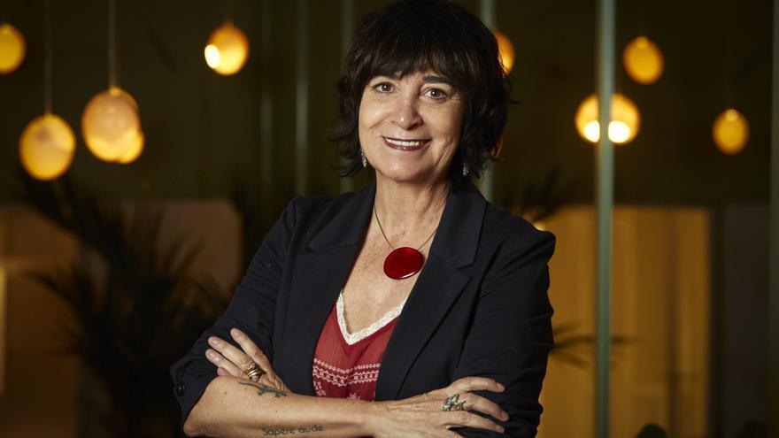 La escritora Rosa Montero acaba de publicar 'Los tiempos del odio'