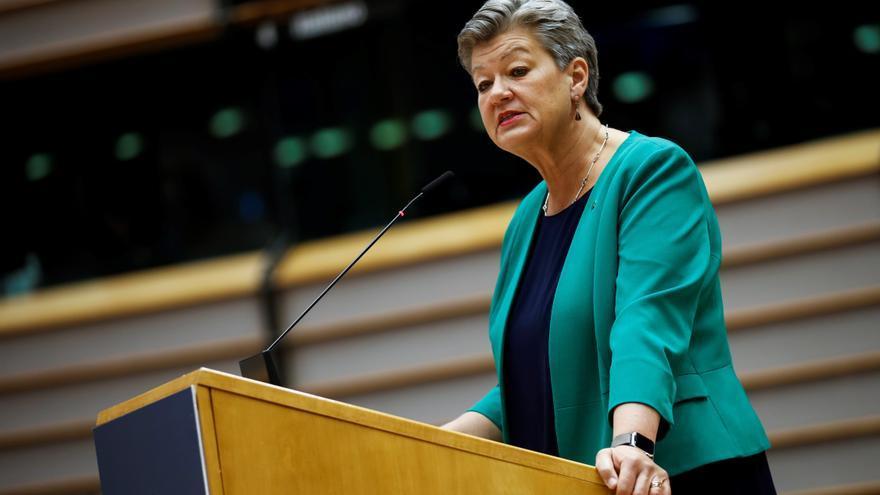 La Comisaria de Interior de la UE espera que Marruecos siga previniendo las salidas