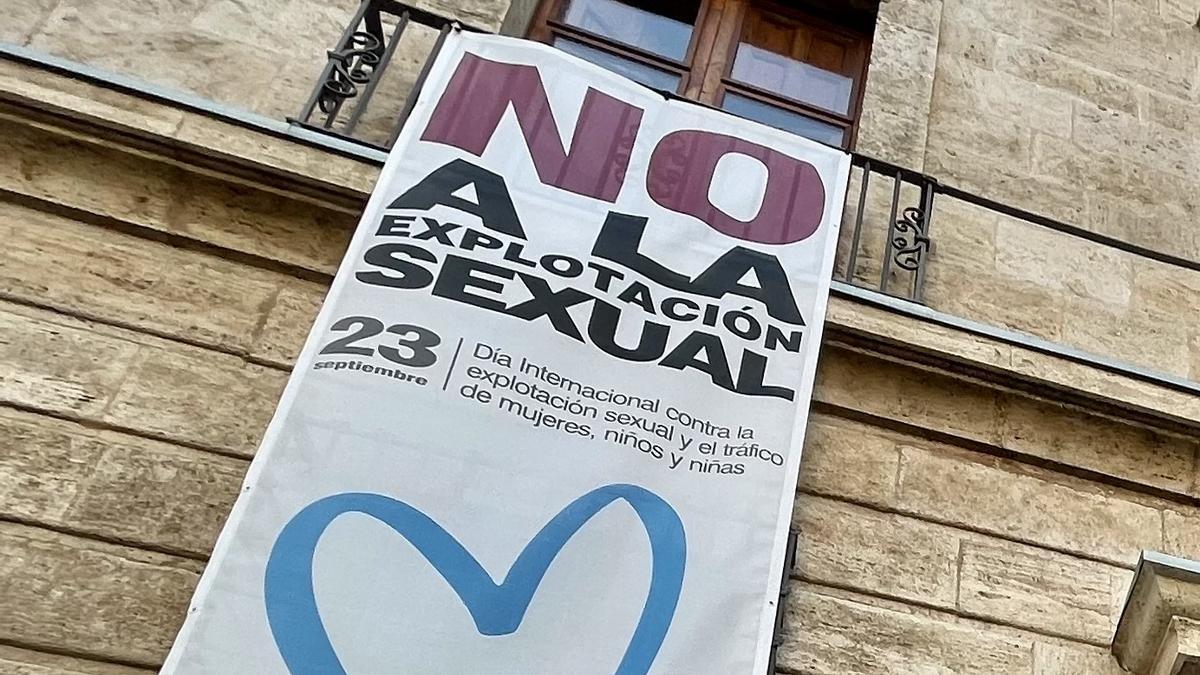 Este jueves día 23 de septiembre se celebra el Día Internacional contra la Explotación Sexual y la Trata de Mujeres, Niñas y Niños