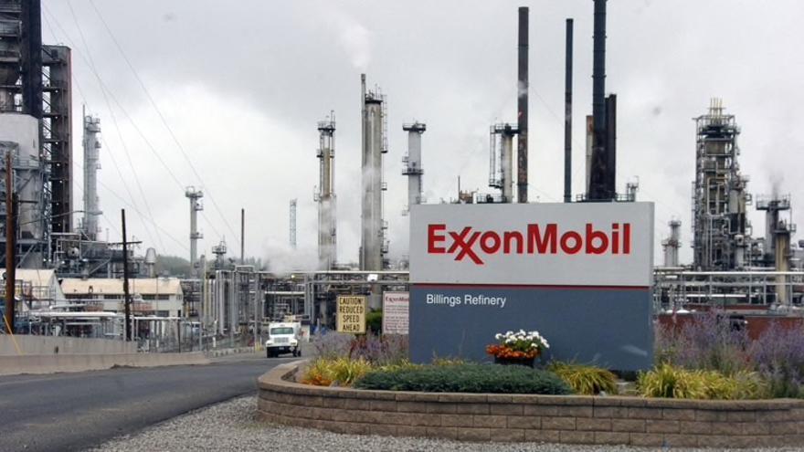 La petrolera ExxonMobil trata de mantener su posición de privilegio en el Parlamento Europeo