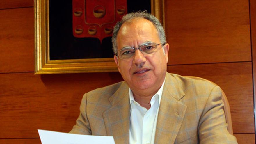 Casimiro Curbelo en una foto de archivo
