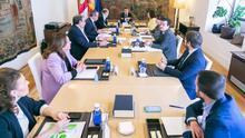 """Un Día de Castilla-La Mancha """"de duelo"""": en el Palacio de Fuensalida con apenas 20 asistentes"""