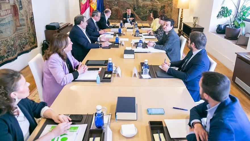 Consejo de Gobierno de Castilla-La Mancha