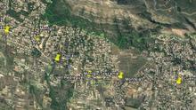 La Diputación de Alicante proyecta una rotonda cada 600 metros de Xàbia a Jesús Pobre, junto al Montgó