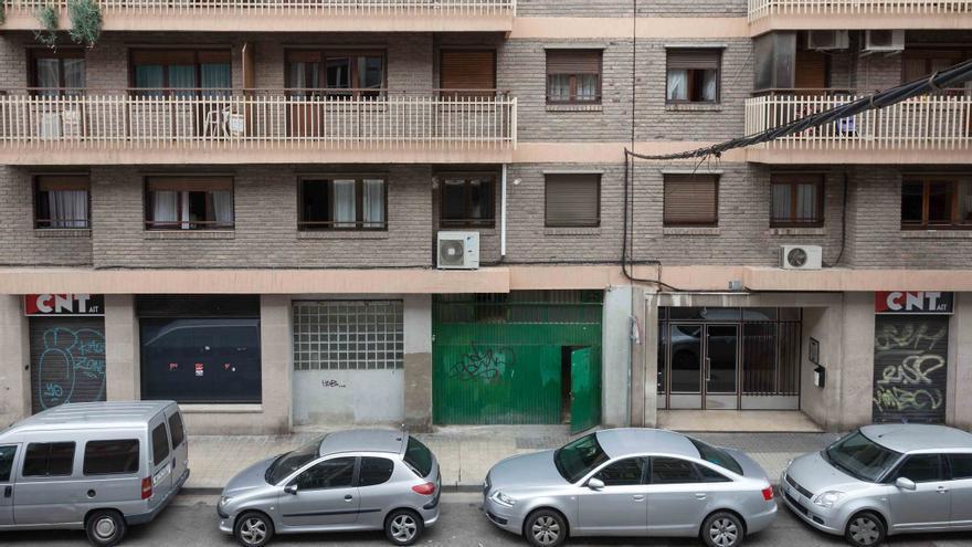 Locales CNT, Zaragoza.