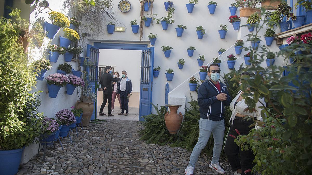 Patio San Juan de Palomares, 11