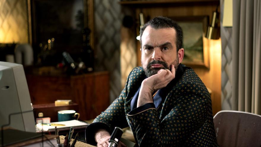 Nacho Vigalondo en 'Vigalondo's Midnight Madness'