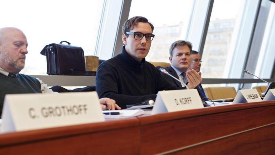 Appelbaum declara que Assange y Snowden luchan por una mayor transparencia en internet