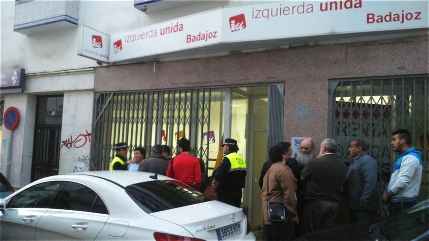 IU, Badajoz, sede