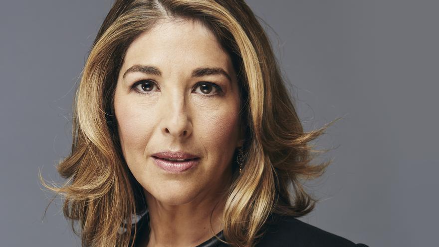 La periodista y ensayista canadiense Naomi Klein