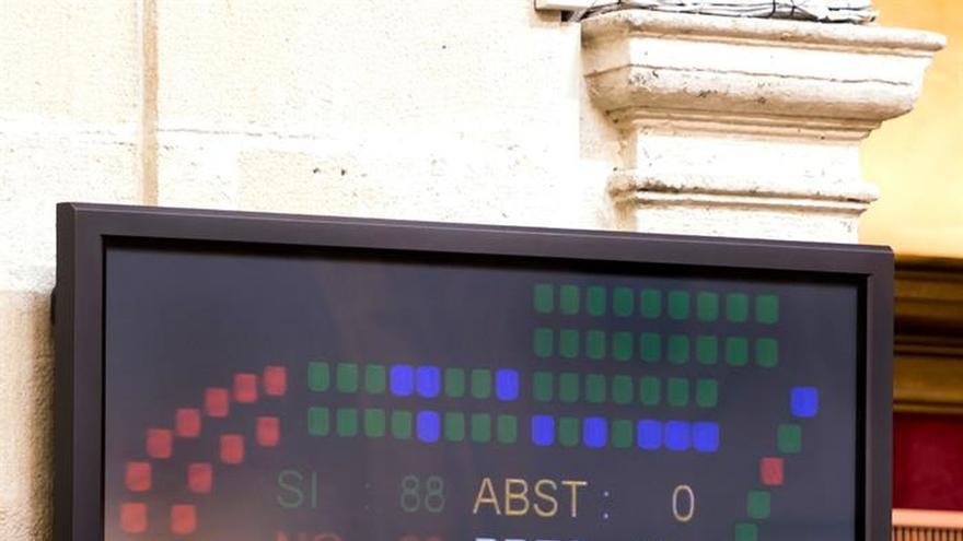 El PSOE-A apoya con enmiendas la iniciativa de Ciudadanos que rechazó el PSOE