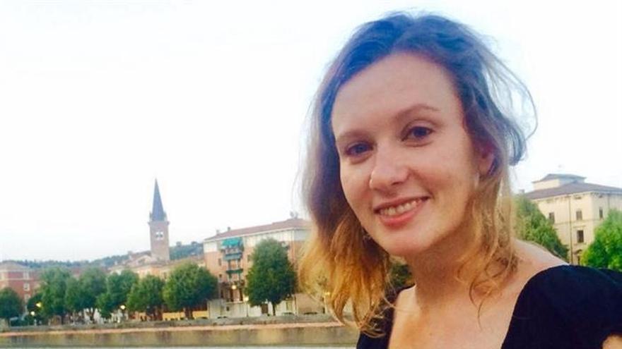 Identificada como empleada de la embajada británica la mujer muerta al este Beirut
