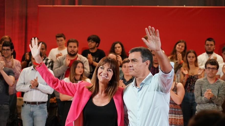 """Mendia (PSOE) afirma que la tipificación del referéndum como delito """"no estará en el acuerdo de Gobierno"""" con Podemos"""