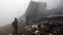 Hallan la pierna de una de las víctimas del Yak-42 en un cementerio de Turquía