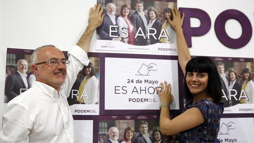 Podemos releva a su secretaria de Organización en la Comunitad Valenciana