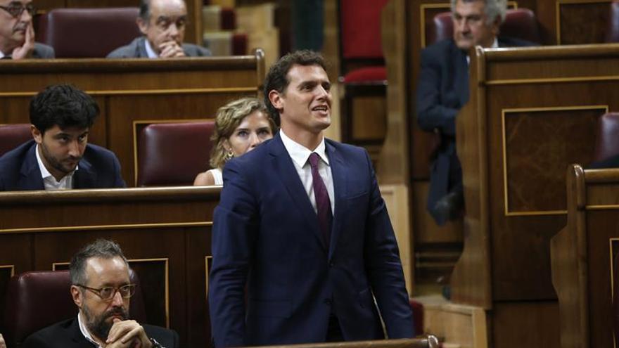 Rivera avanza el sábado en Vitoria los ejes de la campaña vasca de Ciudadanos