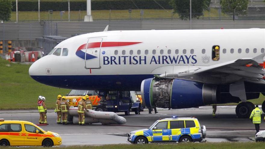 """S&P confirma la nota """"BB"""" de British Airways a pesar del brexit"""