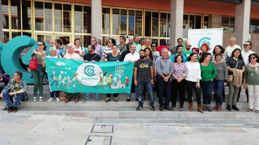 El Constitucional no admite el recurso de Ganemos en Común, que no podrá concurrir a las municipales