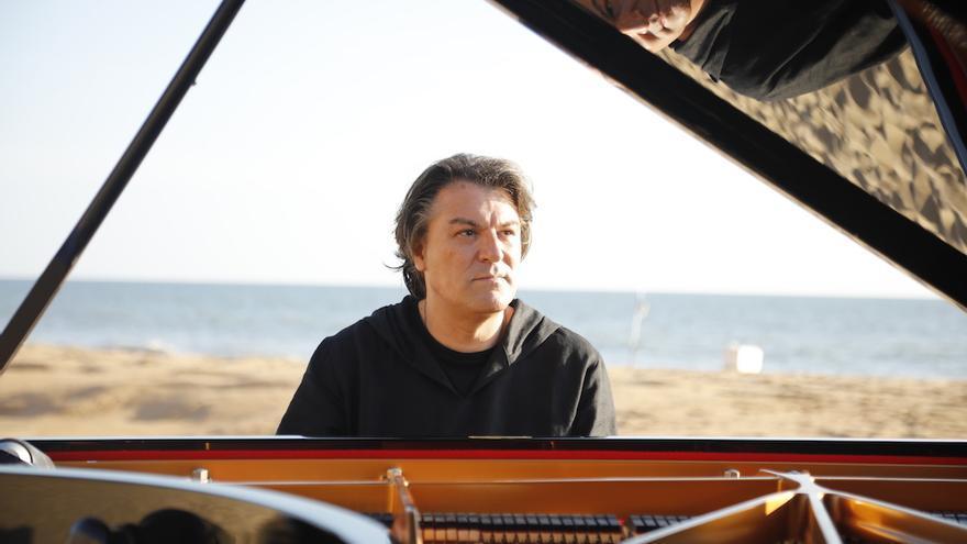 El pianista Dorantes.